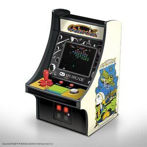"""My Arcade Galaxian Micro Player - 6.75"""" Collectible Retro Arcade Machine"""