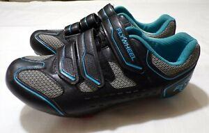 Flywheel Fly Fierce UNISEX 3 Bolt Cycling Shoes Size EU:38 USA 6.5-7.0 WOMEN