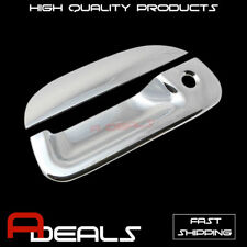 FOR FORD F-150 HERITAGE 2004 CHROME TAILGATE COVER (WITH KEYHOLE)