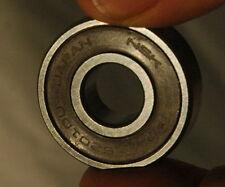 Lot of 10 6201 DDU NSK Single-row deep groove ball bearing 12 32 10 10-pak .5