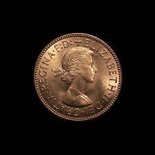 Elizabeth II 1967 Half Penny, Brilliant uncirculated