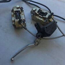 Front brake caliper master cylinder set FROM APRILIA SHIVER 750 2014
