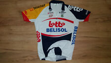 LOTTO - BELISOL - VERMARC! CYCLING shirt trikot! VERY GOOD! M - size