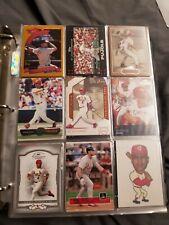 Albert Pujols ~St. Louis Cardinals ☆Lot of 17 ☆No DOUBLES ☆MAKE AN OFFER