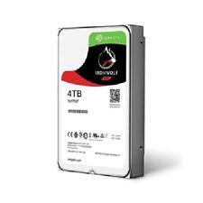"Seagate HARD DISK 4 TB IRONWOLF SATA 3 3.5"" NAS (ST4000VN008) (0000034180)"