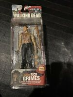 The Walking Dead AMC McFarlane Toys TV Series 4 Exclusive Rick Grimes I