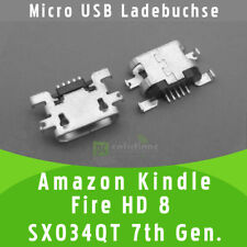 ✅ Amazon Kindle Fire HD 8 SX034QT 7th Gen Micro USB Ladebuchse Buchse Connector