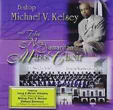 Michael Kelsey - I Sing To You -Live In DC - New Factory Sealed CD