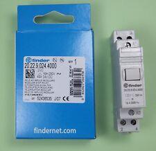 20.22.9.024.4000 - Finder Relais Stromstoss Schalter Hutschiene 24V DC