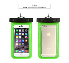 Universal Waterproof Bag Underwater Pouch Dry Case Cover For iPhone Cell Phone