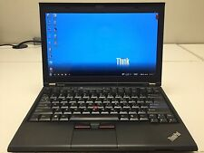 Lenovo ThinkPad X220 Intel Core i7-2620M 2.70GHz 8GB RAM 160GB SSD 12.5 IPS LCD