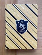 Harry Potter Hufflepuff Notebook