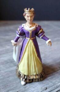 "Papo Purple French Queen Princess Female Figure 3.5"" 2002"