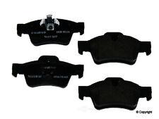 Disc Brake Pad Set Rear WD Express 520 11220 001