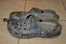Crocs Classic Realtree extra Clog Camouflage 15581-260 Mens 11 EUR 45-46 nwt