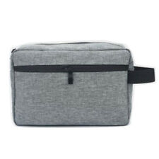 ec6b5aa871a Mens Toiletry Wash Bag Shave Travel Pouch Shower Bag Organizer Kit Cosmetic  Bag