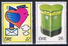 Ierland postfris 1986 MNH 584-585 - Valentijnsdag