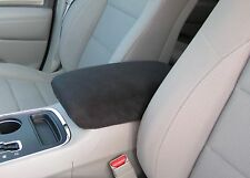 Center Console Armrest Cover in BLACK NEOPRENE CC-4 (Sample Photo) Seat