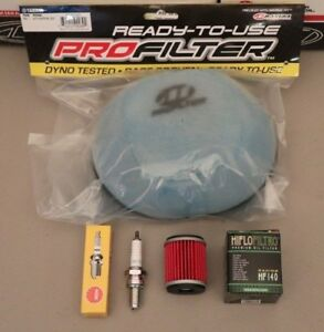 MAXIMA PRE-OILED PRO AIR FILTER READY TO INSTALL YAMAHA RAPTOR 250 AFR-2014-00