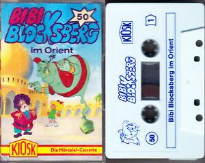 MC Bibi Blocksberg 50 - Bibi Blocksberg im Orient - KIOSK C1