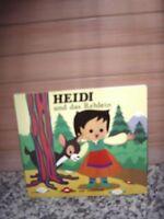Heidi und das Rehlein, ein Favorit Mal Bilderbuch