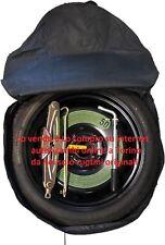 """Kit Ruotino di Scorta  FIAT 500X  16"""" ORIGINALE CON CRIC CHIAVE SACCA 145/90 r16"""