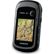 Garmin eTrex 30x GPS Handheld Navigator with 3-axis Compass - 010-01508-10