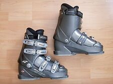 NORDICA F5 DOWNHILL SKI BOOTS 25.0 MONDO 295MM BSL 250-255 MENS 7 WOMENS 8 EU 39