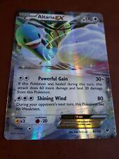 Altaria EX 83/124 XY Fates Collide Ultra Rare Holo Foil Pokemon Card