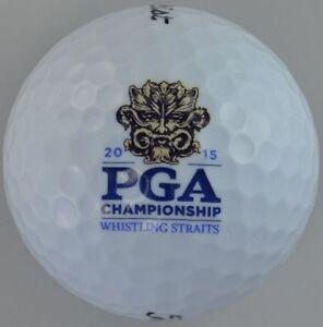 3 Dozen 2016 PGA Champ Whistling Straits Logo Titleist Velocity Mint Golf Balls