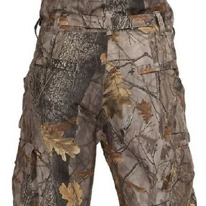 HILLMAN NORTHER TROUSERS CAMO STALKING HUNTING SHOOTING FISHING.