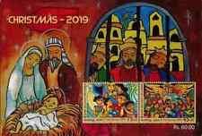 Sri Lanka Stamps Christmas 2019 Ms