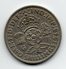 Great Britain - Engeland - 2 Shilling - 1 Florin 1948