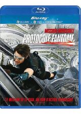 Mission Impossible 4 Protocol Ghost Blu-Ray+DVD+Digital Copy New