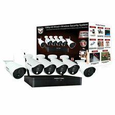Night Owl WM-H2014-2 1080p HD 1TB Hybrid Security System 8-Channel/6-Channel NEW