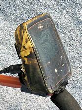 BIANCHI Treasure MASTER CONTROL BOX COVER mimetico in neoprene-METAL DETECTOR