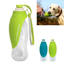 Collapsible Dog Water Bottle 650ML Portable Water Dispenser for Dogs Traveling