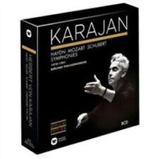 Haydn, Mozart, Schubert: Symphonies, 1970-1981 (CD, Jul-2014, 8 Discs, Warner Classics (USA))