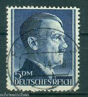 Deutsches Reich 802 A  , ** , * , o , Freimarken Adolf Hitler