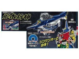 Samurai Sentai Shinkenger rudder Kiori God samurai combined series 02