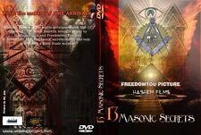 13 Masonic Secrets NWO Illuminati Conspiracy DVD