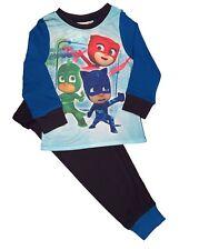 Kids Boys PJ Masks Pyjamas Pjs Sleepwear Ages 18 months to 5 years (MA4)