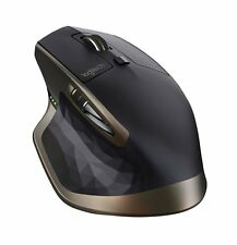 Logitech MX Master kabellose Maus - Windows Mac schwarz (Bluetooth, Unifying) 03