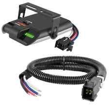 Curt Venturer Brake Control & Wiring Harness Kit for Silverado/Sierra 1500/2500