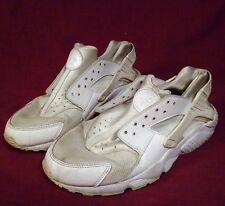 Nike Air Huarache Shoes Boys Size 7Y Youth White 854275-110