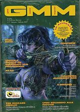 GMM - GAME MASTER MAGAZINE - N. 7 GENNAIO FEBBRAIO 2007 - COLLEZIONAMI SHOP