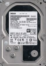 HDS5C4040ALE630 P/N: 0F14696 MLC: MPL3B0 Thailand HGST 4TB Desktop HDD