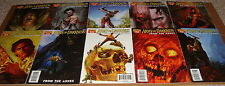 2007 Army of Darkness 1 2 3 4 5 6 7 8 9 10 1st Prints Ash Evil Dead