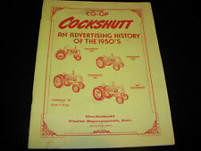 1988 CO-OP Cockshutt 20 30 40 50 Tractor & Machinery Advertising History Book