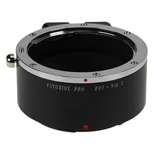 Fotodiox Pro Lens Adapter Canon EF/EF-s Lens to Nikon Z-Mount Z6 and Z7
